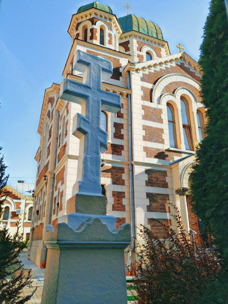 Lvov, kostel