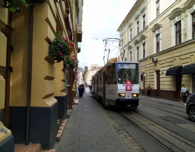 Lvov tramvaj