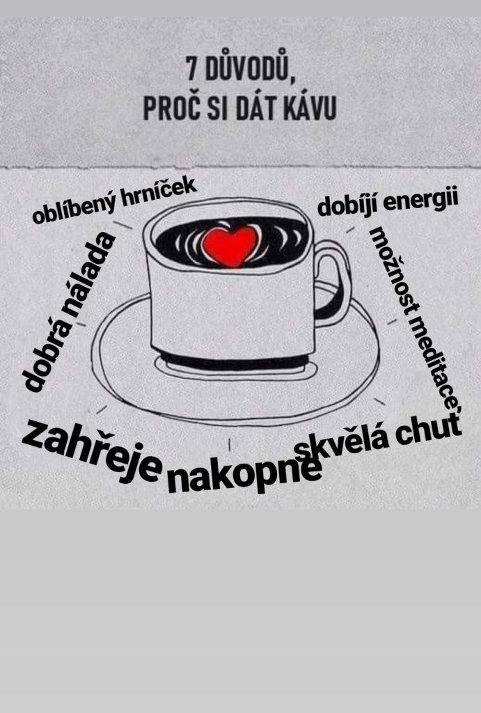 Citát o kávě
