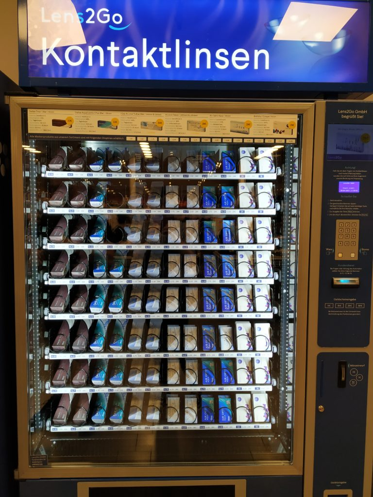 automat na cocky