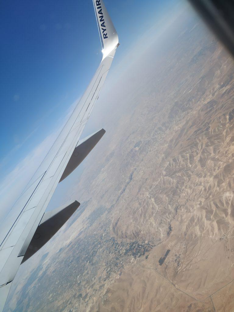 Ryanair, Jordánsko