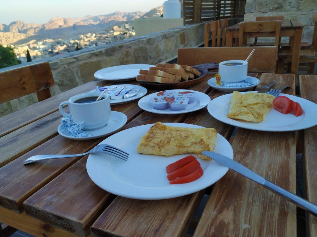 Hotel Ata Ali , snídaně