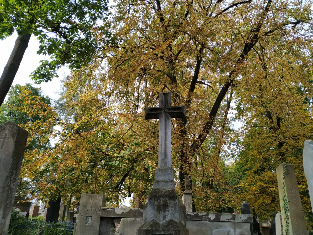 Lvov, hřbitov