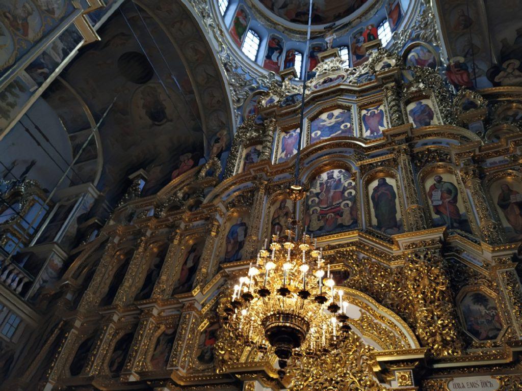 Kyjevskopečerská lávra, Kyjev