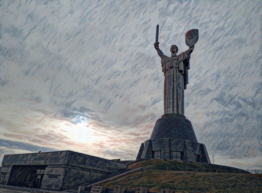 Matka Vlast, Kyjev