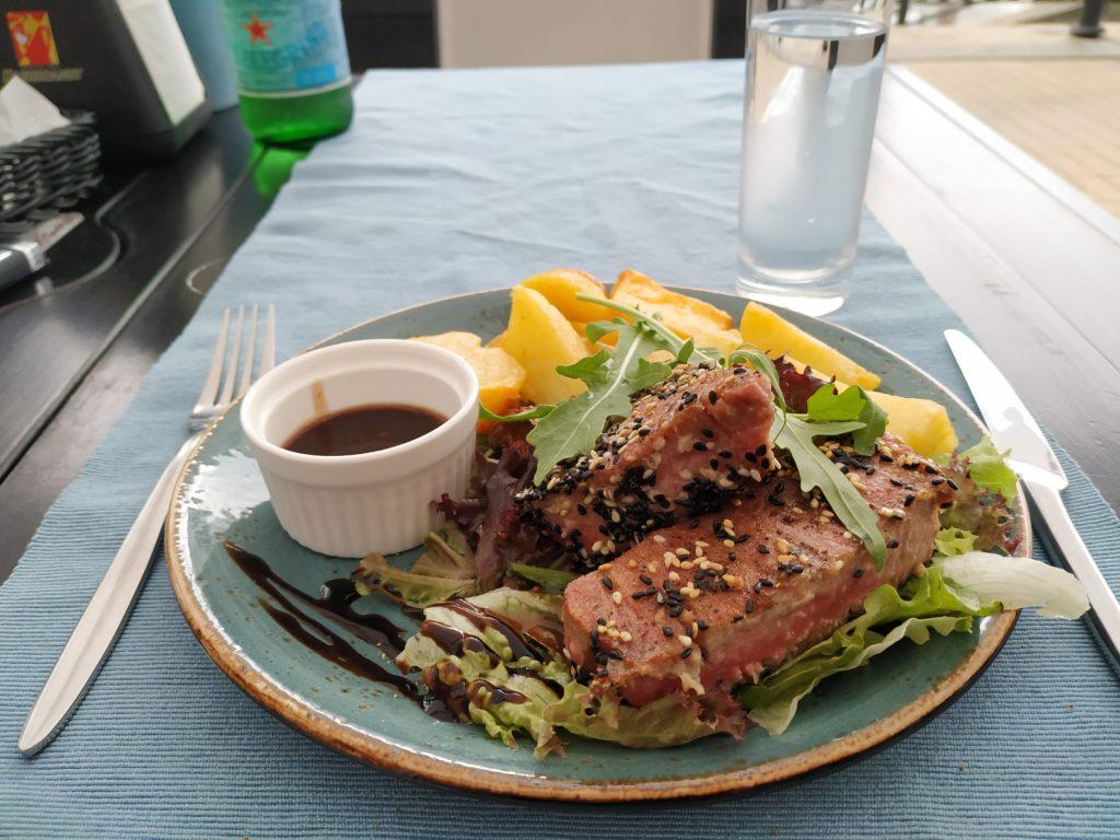 Steak z tuňáka, Verf (Верфь)