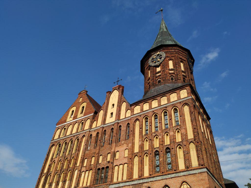 Královecká katedrála, Kaliningrad