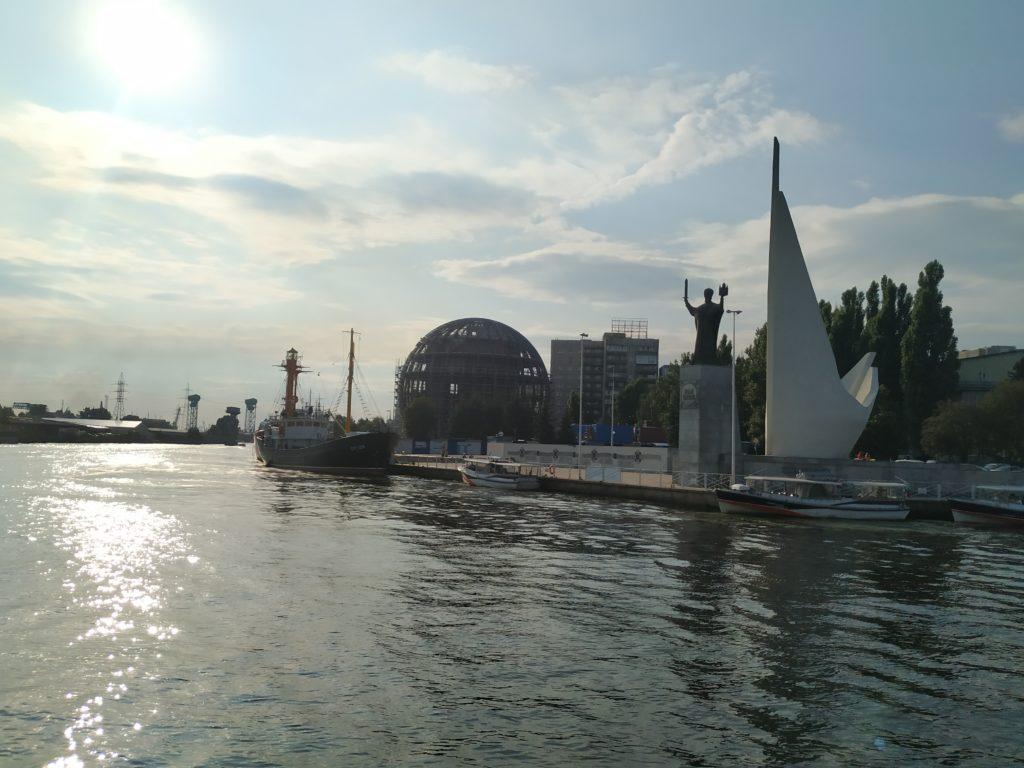 Nábřeží, Kaliningrad