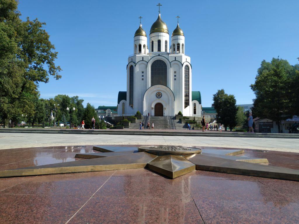 Chrám Krista Spasitele, Kaliningrad