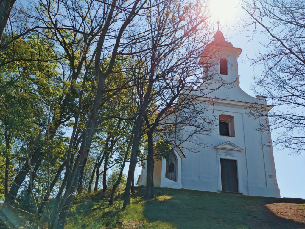 Kaple svatého Antonína, Dolní Kounice