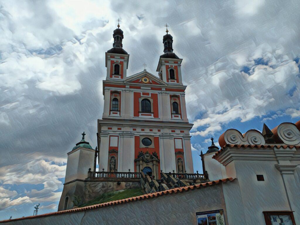 Kostel Panny Marie Pomocné na Chlumku